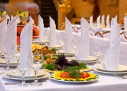 Weddings and formal events by Flavors Catering