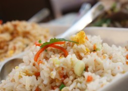 fried rice by Flavors Catering